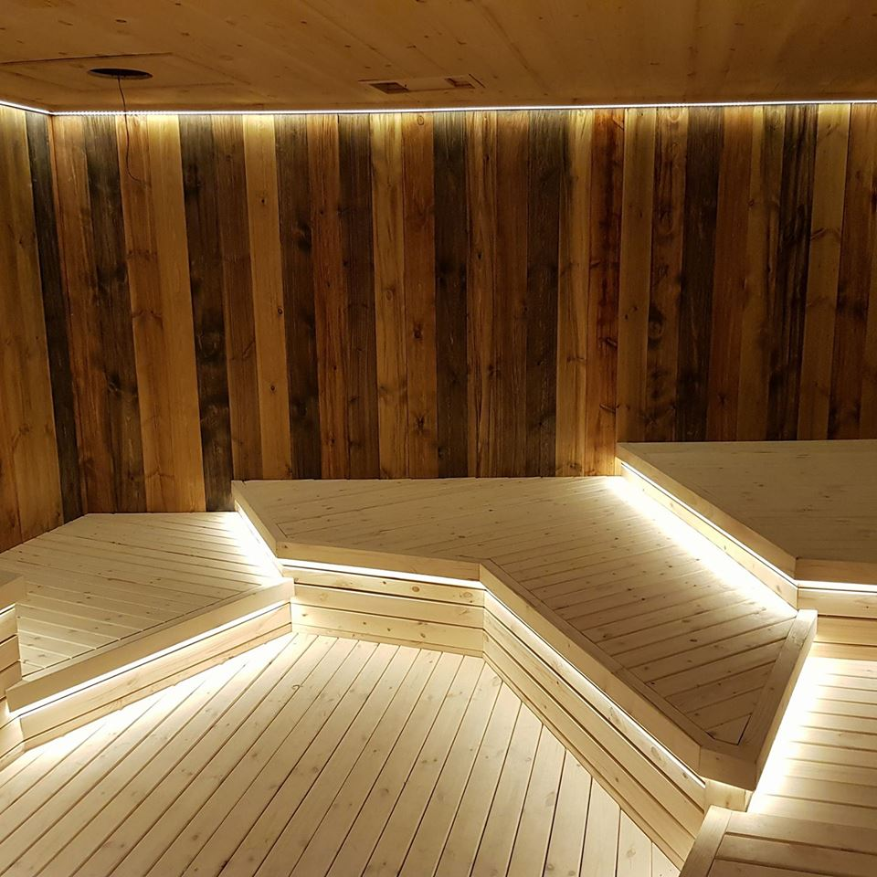 Royal Wellness Centar - Sauna